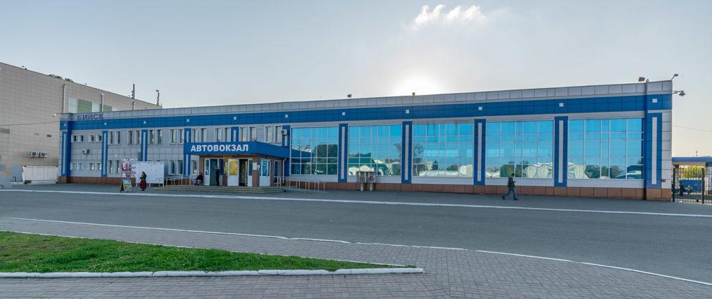 """Автовокзал г. Бийска, гостевой двор """"Паровоз"""" - первый хостел в Бийске"""